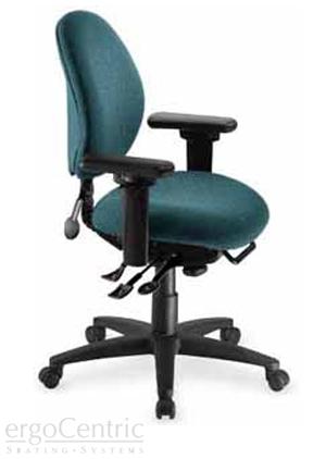 ErgoCentric chair